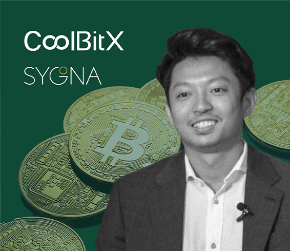Michael Ou, CoolBitX CEO