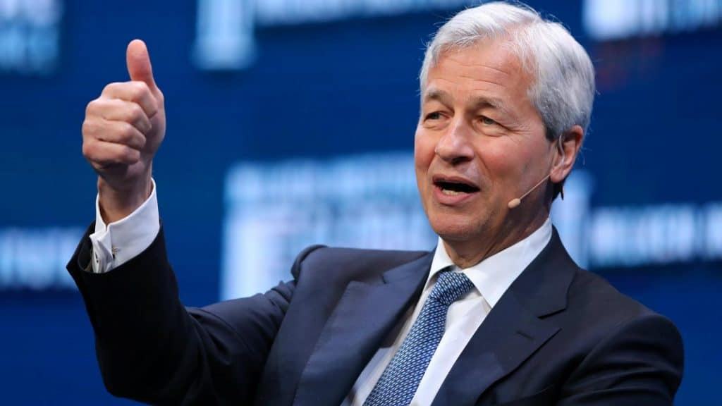 Jamie Dimon and Bitcoin